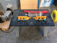 Router table for router woodworking