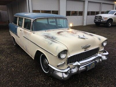 1955 Chevy Belair wagon