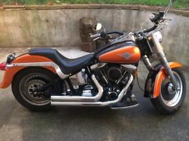Harley Davidson fat boy 1992 Evo 1340
