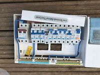 Used, very good condition, Fuse Box with fuses