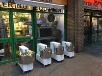 22 LT NEW DOUGH MIXER CATERING COMMERCIAL FAST FOOD PIZZA BAKERY NAN BREAD LAHMACUN PATISSERIE SHOP