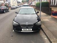 BMW 1 Series 118D 2013 Urban Sports Efficient Dynamics