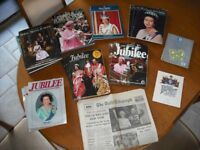 SILVER JUBILEE COLLECTION. 379 ITEMS
