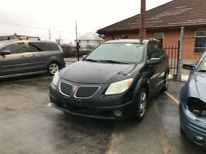 2006 Pontiac Vibe | FRESH TRADE | AS IS | 3RD GEAR NOT WORKING London Ontario image 3