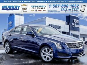 2014 Cadillac ATS 2.0L Turbo**Leather!  Sunroof!**