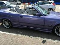20 year old bmw e36 convertible