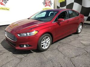 2014 Ford Fusion SE, Automatic, Leather, Steering Wheel Controls