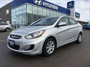 2013 Hyundai Accent GL *ONLY 40, 000KMS!*