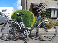 Wisper Works 705e electric bicycle for sale. Re-posted due to time wasters.