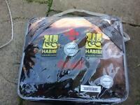 Habibi Super soft 210x240 Cm Blankets In Carry Case Assorted Designs £8 Each ..£25 On eBay