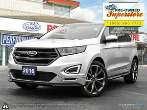 2016 Ford Edge Sport***NAV, AWD***