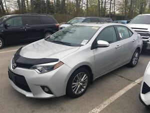 2014 Toyota Corolla LE LEATHER,SUNROOF