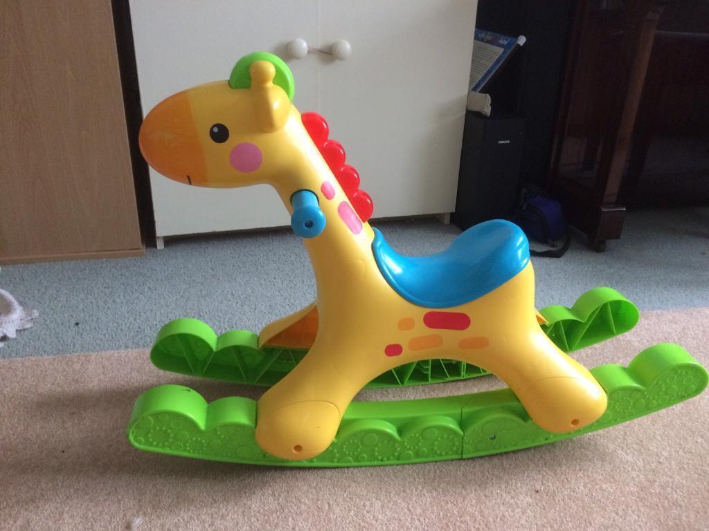 Fisher Price Rockin' Tunes Giraffe