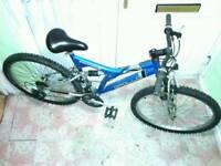 Mens enduro 1000 full suspension mountain bike (very tidy)