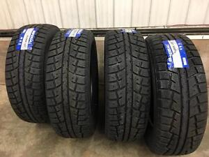 New 275/65R18 winter tires