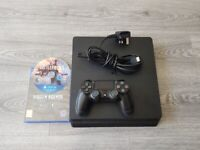 No offers - PS4 Slim 500GB with Genuine V2 controller Fully working!!!