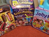 Free Jelly Coin Chocolate Makers.
