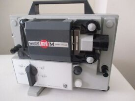 EUMIG Mark M Super 8 cine projector