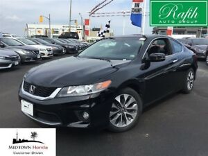 2014 Honda Accord Manual- EX-L Navi/Rear cam- 6sp-RARE!