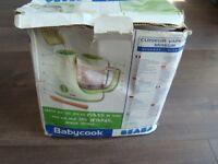 Beaba Babycook Steamer-blender