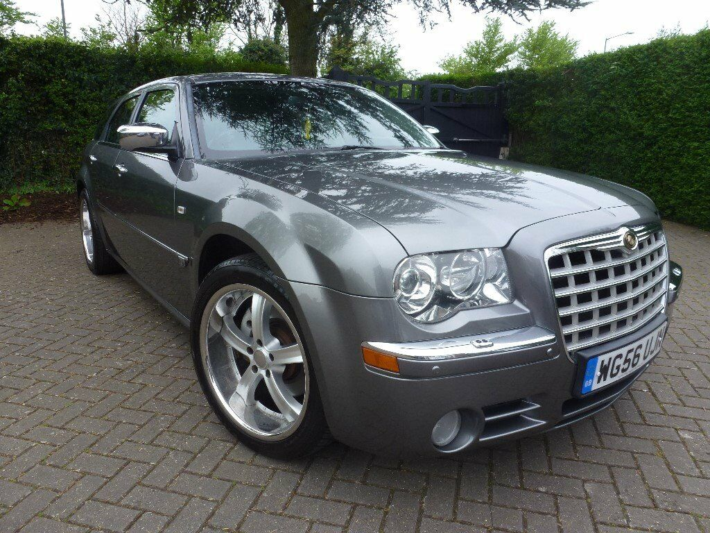 2006 chrysler 300c crd auto grey 20 alloys mercedes for Chrysler 300c diesel