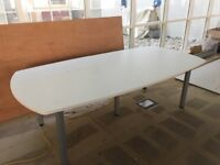 Brand new conference table unwanted because it's too small