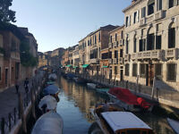 5 night stay in lovely Dorso Duro Apartment in Venice, Italy! 5-10 April