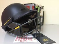 Brand new - Masuri Vision Club Senior Cricket Helmet - Standard 58-61cm
