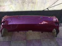 Breaking Lexus IS250 2006 rear bumper