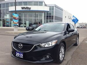 2015 Mazda MAZDA6 GS | LUXURY | LEATHER | ROOF