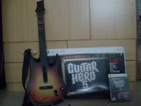 Guita Hero 5 Xbox 360