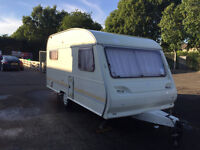 Avondale Argos 5 Berth Caravan