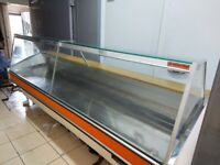 Used static Meat Display