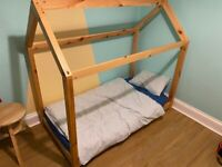 Annamaria Toddler House Bed