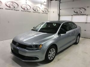2013 Volkswagen Jetta Comfortline / FOG LIGHTS / HEATED SEATS
