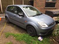 Ford Fiesta 1.25 Great Example