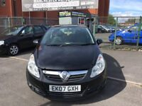 Vauxhall Corsa 1.2 i 16v Club 3dr LOW MILEAGE ,LONG MOT,