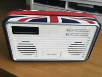 Emma Bridgewater ViewQuest DAB Radio (Union Jack Limited Edition)