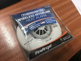 Fireangel wi-safe 2 heat alarm - WHT-630Q - New unopened