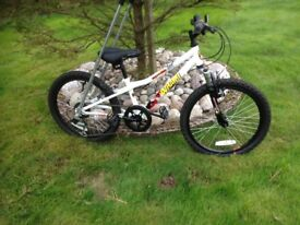 Wham Apollo bike for sale nearly new
