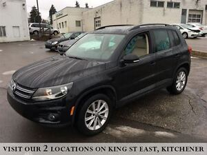 2013 Volkswagen Tiguan 2.0 | 4MOTION | LEATHER | ROOF