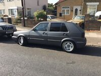 Mk 2 Golf 1.8 GTI leather mint condition