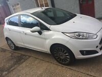 Ford Fiesta 2014 Excellent condition for sale