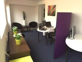 4/5 Person Office to Rent Uxbridge Flexible Terms