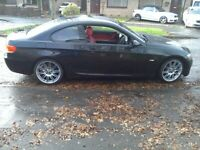 BMW, 3 SERIES,320i,M SPORT,2 DOOR,RED LEATHER,COUPE