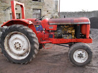 Nuffield 4/65 for restoration