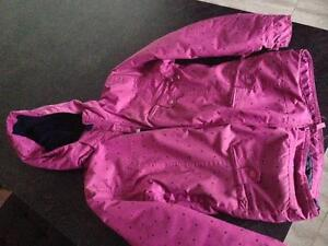 Manteau hiver fille small