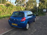 2006 Renault Clio 1.4 16v Expression 5dr Manual @07445775115@