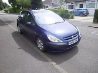 peugeot 307 hdi low mileage full service history