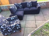 Brand new sofa and chair Rrp £2000